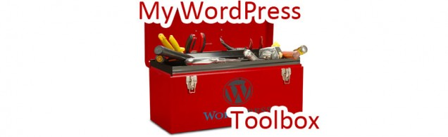 My WordPress Toolbox