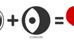 WordPress icomoon plugin header