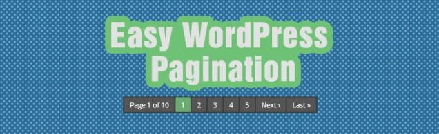 Easy-WordPress-Pagination-Post-Header