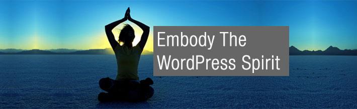Embody-The-WordPress